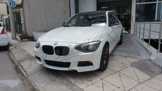 BMW 1 series F20 - F21 M tech Διαθεσιμο M pack