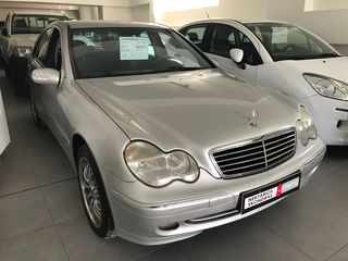 Mercedes-Benz C 200 🇬🇷KOMPRESSOR🇬🇷ΕΛΛΗΝΙΚΗΣ ΑΝΤ.🇬🇷