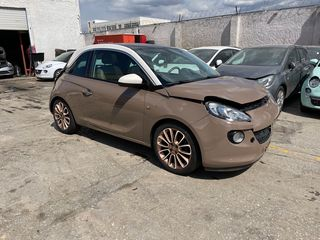 Opel Adam 1.2 70PS GLAM 100.000ΧΛΜ