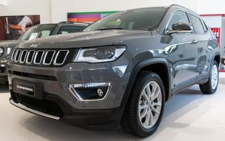 Jeep Compass 1.3 TB 150hp DDCT LIMITED