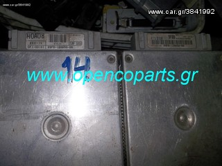 ΕΓΚΕΦΑΛΟΣ FORD FIESTA 1.1 50PS 89FB-12A650-BB 9FBB SD101 ECU...