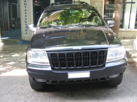 Jeep Grand Cherokee LIMITED '02 - € 3.300 EUR