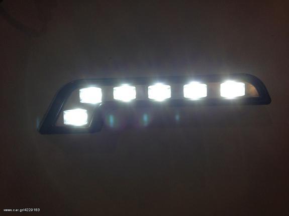 ΦΩΤΑ LED ΗΜΕΡΑΣ ! - € 39 EUR - Car.gr 32169f1cd08