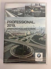 DVD BMW Road Map Europe Professional 2019   49€!!!