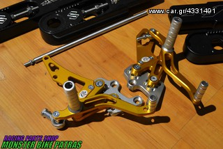 FULL RACING FOOTPEGS