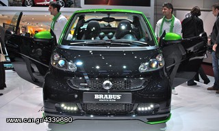 BRABUS DRL LED 451 'NEW' 2012