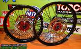CR-F RACING MX WHEELS+SPROCKET+BRAKE DISKS