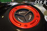 LIGHTECH GSX-R 1000 FUEL TANK CAP