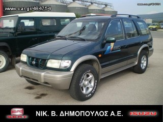Kia Sportage 2.0 LONG
