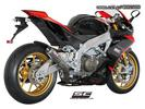Εξάτμιση Τελικό Sc project  Full Titanium Aprilia Rsv4 CR-T ...
