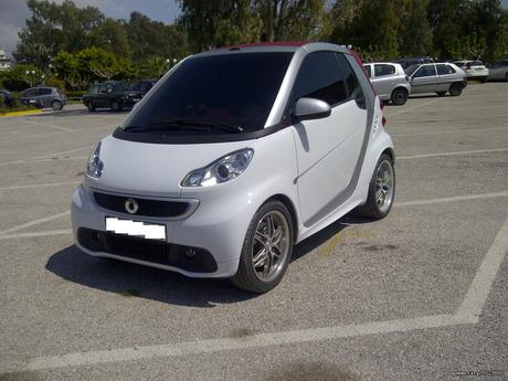 Smart ForTwo TURBO 84 HP PASSION  '13 - 15.000 EUR