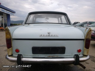 PEUGEOT 404 '60-'75 ΠΡΟΦΥΛΑΚΤΗΡΑΣ ΠΙΣΩ