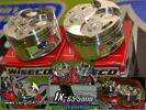 WISECO PISTON KIT 65.5mm FX-125