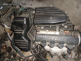 MHXANH HONDA CIVIC 1.6 110HP '99-'05 (ΚΩΔΙΚΟΣ D16V1) ''ANTAΛ...