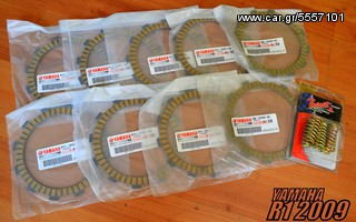 YAMAHA GENUINE KIT+BARNETT RACING SPRINGS