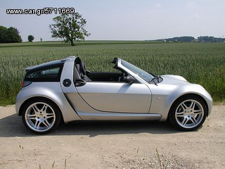 ΣΩΛΗΝΕΣ AC ΓΙΑ SMART ROADSTER EAUTOSHOP.GR