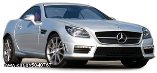 "AMG SLK55 ""LOOK"" BODY KIT ΓΙΑ MERCEDES-BENZ SLK (R172)!"