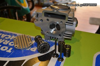 C-100/SUPRA KIT WITH RACING CAM & VALVES