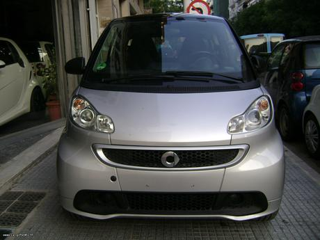 Smart ForTwo MHD PASSION 71HP(START-STOP) '09 - 6.200 EUR