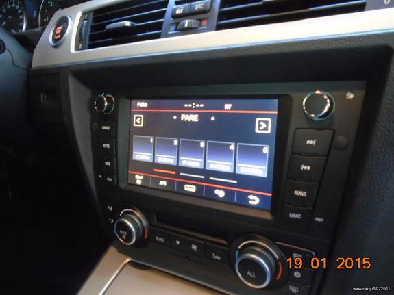 dynavinstore gr NEW dynavin N6-E9X τοποθετημενη σε BMW 3SERIES E90