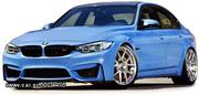 BODY KIT BMW M4 LOOK F30 2011