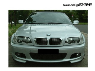 "M-PACK ""LOOK"" BODY KIT ΓΙΑ BMW ΣΕΙΡΑ 3 (E46) COUPE/ CABRIO)!"