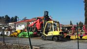 Hyster  H 3 .5 FT