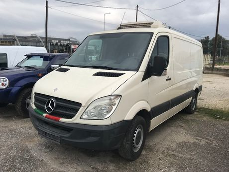 Mercedes-Benz  311 CDI SPRINTER '07 - 0 EUR
