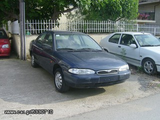 Ford Mondeo 1.6 TREND 5D ΣΕΡΒΙΣ ΙΜΑΝ ΕΚΚ
