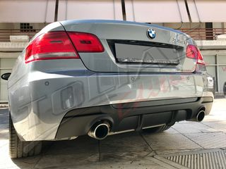 BMW SERIES 3 E92 REAR DIFFUSER  look M PERFOMANCE / ΠΙΣΩ ΔΙΑΧΥΤΗΣ