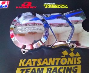 Καπακι βολαν νικελ honda glx c50.. by katsantonis team racing