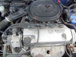 HONDA CIVIC D13B2 MOTER