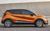Renault Captur 1.5 DCI 90HP PH2 AUTHENTIC E6