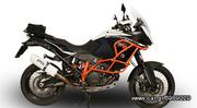 Εξάτμιση Τελικό Gpr Furore White KTM 1190 Adventure Homologated - € 359 EUR