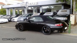 Porsche 911 CABRIO TURBO LOOK