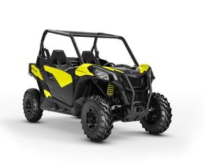 CAN-AM  MAVERICK Trail DPS 2018 NEW!