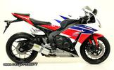 Εξάτμιση Ολόσωμη Arrow Indy Race Aluminium/Carbon End Honda CBR 1000 RR 2014-2015 - € 999 EUR