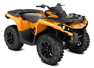 CAN-AM  OUTLANDER DPS new! 2018