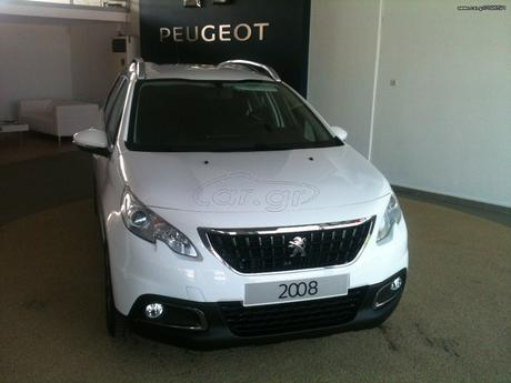 Peugeot 2008 1.6 BlueHdi 120 ACTIVE Grip E6 '18 - 21.000 EUR