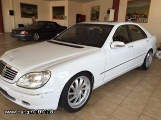 Mercedes-Benz S 400 LONG... FULL EXTRA....