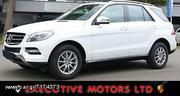 Mercedes-Benz ML 250 BT 4M SPORTPAKET