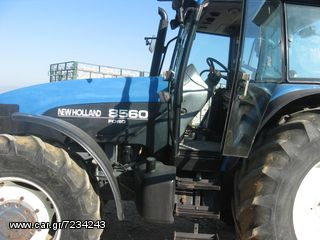 New Holland  8560