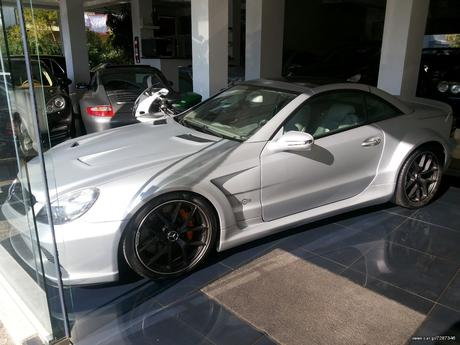Mercedes-Benz SL 65 AMG BLACK SERIES '07 - 0 EUR (Συζητήσιμη)