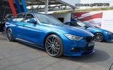 ΠΡΟΣΦΟΡΑ FULL BODY KIT M-TECHNIK BMW 3er F30