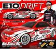 HPI  E10 DRIFT RTR WITH NISSAN S-13 '15 - € 180 EUR