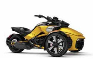 CAN-AM  SPYDER F3 & F3-S 2018