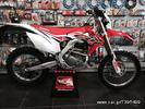 Honda CRF 250R ENDURO RED MOTO
