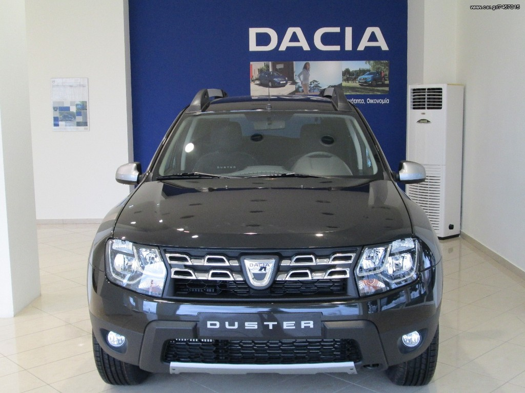 dacia duster 1 5 dci 110hp sportive 4x4 eu6 39 2017. Black Bedroom Furniture Sets. Home Design Ideas
