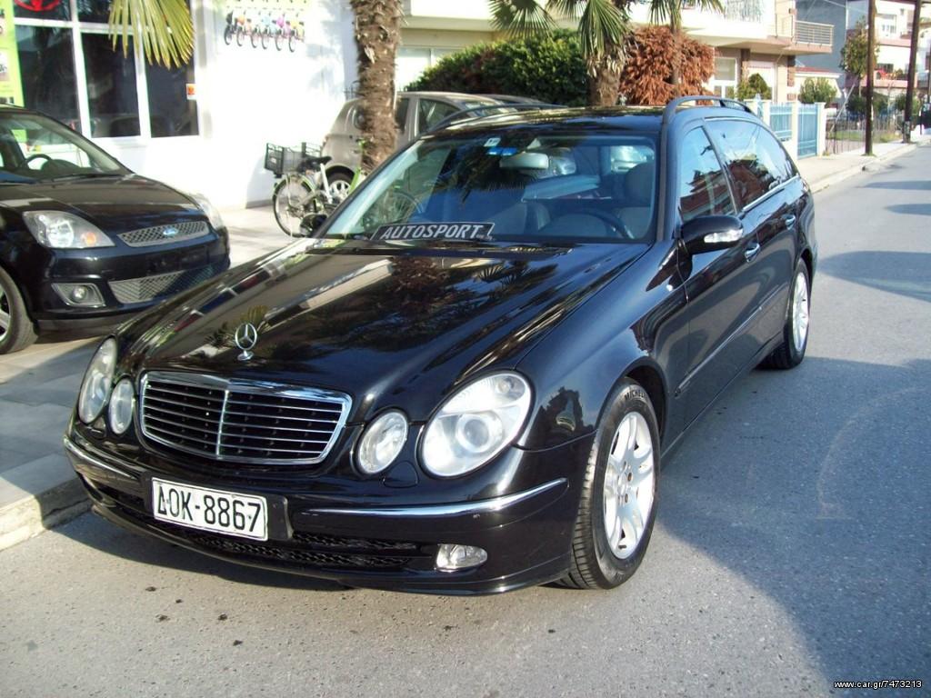 Mercedes benz 211 39 2004 15000 eur for Mercedes benz 15000