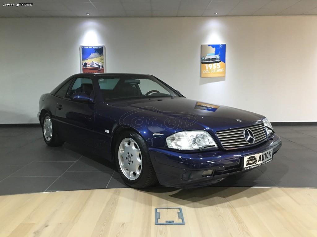 Mercedes benz sl 280 autok 39 1995 15000 0 eur for Mercedes benz 15000